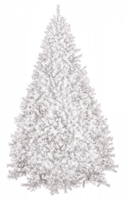 Brad artificial alb 210 cm